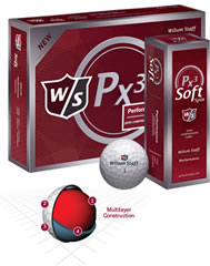 Wilson  Px 3  soft Spin